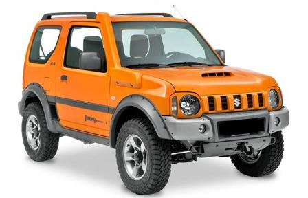 2008 Suzuki 4x4, Mumuni bought one brand new, when it rolled out in 1998