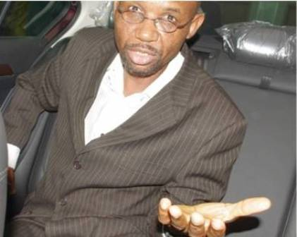 Femi Owoeye, Editor-in-chief, Motoring World International