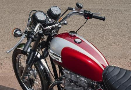 Book Review Triumph Bonneville T140 Restoration Guide Motoring