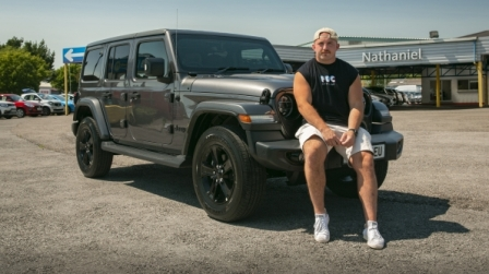 Why Two Rugby Players Prefer Jeep Wrangler I Was Like A Kid At Christmas Waiting For Its Arrival Says One Of Them Motoring World Nigeria